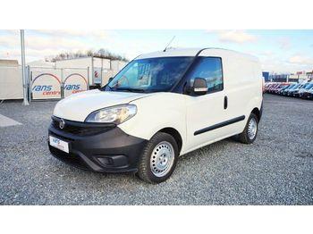 Fiat Doblo Cargo 1.4/70kw B+LPG / 98590km  - krovininis mikroautobusas