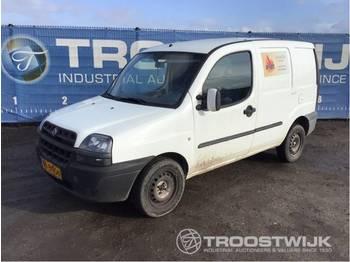 Fiat Doblo Cargo 1.9d - krovininis mikroautobusas