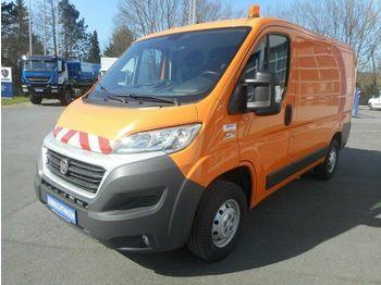 Fiat Ducato 28 115 M-Jet L1H1 Euro5 AHK Navi ZV  - krovininis mikroautobusas