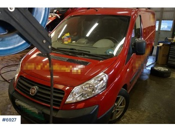 Fiat Scudo - krovininis mikroautobusas