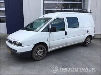 Fiat Scudo 1.9 d lang - krovininis mikroautobusas