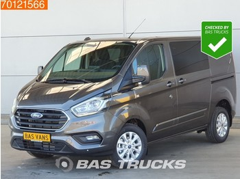Krovininis mikroautobusas Ford Transit Custom 2.0 TDCI Automaat 130PK L1H1 LIMITED Navi Camera Nieuw L1H1 4A/C Double cabin Towbar Cruise control