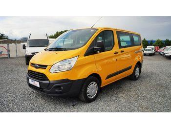 Ford Transit Custom Nugget 114kw L1H1/2x schieb/klima  - krovininis mikroautobusas