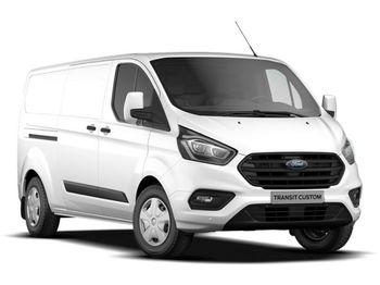 Ford Transit Custom Trend Kasten 320 L2H1 2.0TDCi 170  - krovininis mikroautobusas