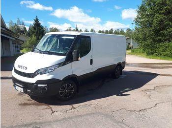 IVECO Daily 35S13V - krovininis mikroautobusas