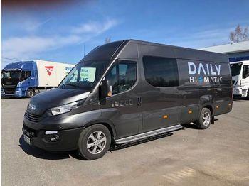 IVECO Daily 35S18A8 V 1+5 H-A - krovininis mikroautobusas