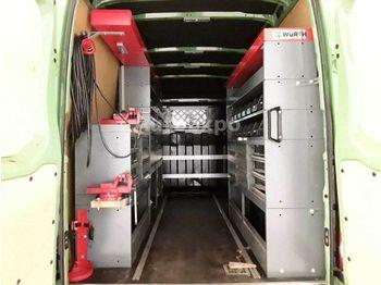 Iveco 35 S 14 N V Natural Power(CNG)*Werkstattwagen*  - krovininis mikroautobusas