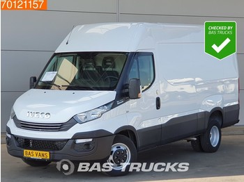 Iveco Daily 35C14 Automaat L2H2 3500kg trekgewicht Airco Cruise L2H2 11m3 A/C Cruise control - krovininis mikroautobusas