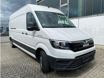 MAN TGE 3.140 + 2 Jahre Garantie Antriebsstrang - krovininis mikroautobusas