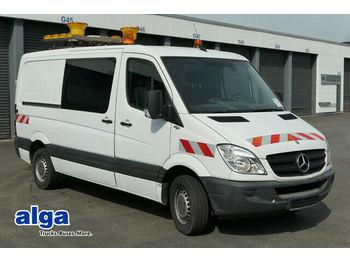 Krovininis mikroautobusas Mercedes-Benz 210 CDI Sprinter, BF3, Kasten,Warntafel,Hochdach