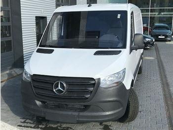 Mercedes-Benz Sprinter 314 L2H1 Klima Hecktrittstufe  - krovininis mikroautobusas