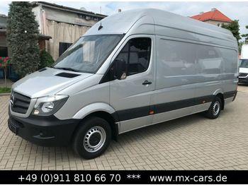 Krovininis mikroautobusas Mercedes-Benz Sprinter 316 CDi Maxi Kasten Super Hochdach LBW: foto 1