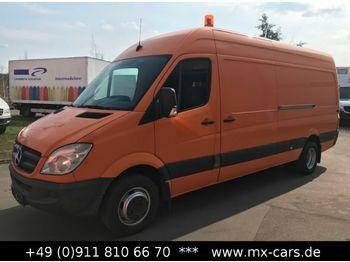 Krovininis mikroautobusas Mercedes-Benz Sprinter 519 CDI MAXI Kanal Kanalsanierung