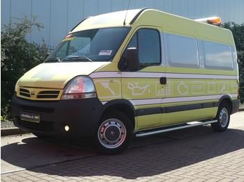 Nissan Interstar  2.5 dci 120 lang, ho - krovininis mikroautobusas