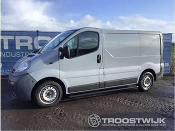 Opel Vivaro 1.9DTI 2.7T L1H1 - krovininis mikroautobusas