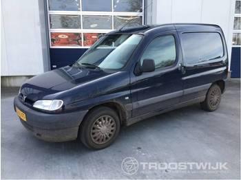 Krovininis mikroautobusas Peugeot Partner 170c 1.9d