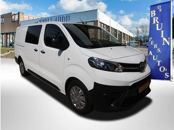 Toyota ProAce 2.0 D-4D Cool Comfort Long DC Dubbel cabine Leer Airco - krovininis mikroautobusas