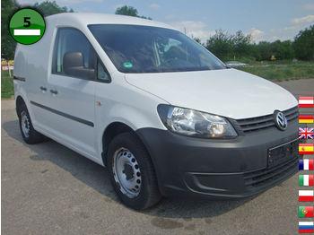 VW Caddy 1.6 TDI - krovininis mikroautobusas