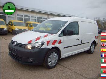 VW Caddy Maxi EcoFuel Erdgas KLIMA AHK - krovininis mikroautobusas