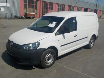 Volkswagen CADDY 4MOTION - krovininis mikroautobusas
