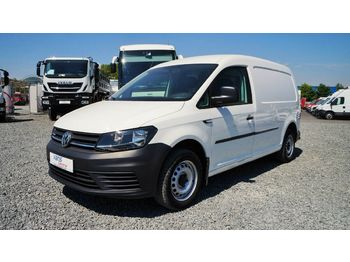Volkswagen Caddy 1.4TGI/81kw MAXI / CNG/ 115040km  - krovininis mikroautobusas