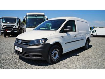 Volkswagen Caddy 1.4TGI/81kw MAXI / CNG/121000km  - krovininis mikroautobusas