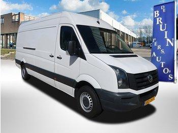 Krovininis mikroautobusas Volkswagen Crafter 163 PK MAXI L3 Airco 3500 Kg trekhaak 3 zits