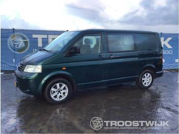 Volkswagen Transporter Bestel TDI 96 kW - krovininis mikroautobusas