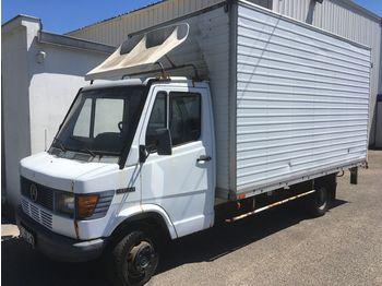 MERCEDES-BENZ 410 D - фургон з закритим кузовом