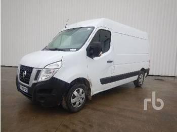 NISSAN SV400 Vehicule Utilitaire - суцільнометалевий фургон