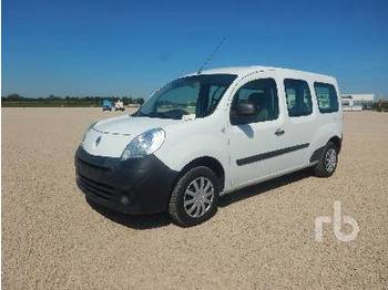 RENAULT KANGOO 1.5DCI MAXI - суцільнометалевий фургон