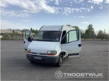 Renault Master - суцільнометалевий фургон