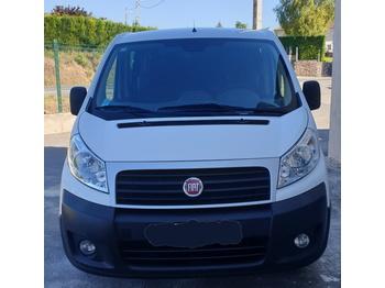 fiat scudo - вантажопасажирський фургон