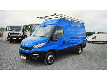 Iveco Daily 35C15 MITTLE / AUTO.KLIMA/ NAVI/ TEMPOMAT  - цельнометаллический фургон