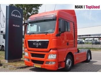 MAN TGX 18.360 BLS - цельнометаллический фургон