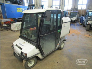 Club Car CARRYALL 1 Electric vehicle with cab (repair item) - kommunaal-/ erisõiduk