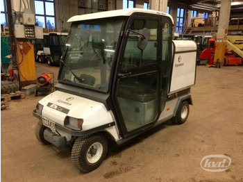 Club Car CARRYALL 2 Electric vehicle with cab (repair item) - kommunaal-/ erisõiduk