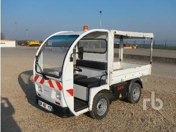 Goupil ARV3 4X2 Electric - kommunaal-/ erisõiduk