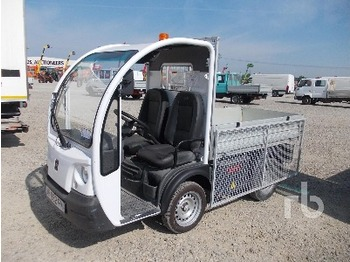 Goupil G3 Dump - kommunaal-/ erisõiduk