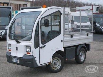 Goupil G3 Elbil Tippflak -08  - kommunaal-/ erisõiduk