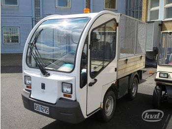 Goupil G3 Elbil Tippflak (Rep.objekt) -07  - kommunaal-/ erisõiduk