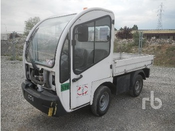 Goupil G3 Electric 4X2 - kommunaal-/ erisõiduk