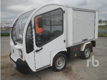 Goupil G3 Electric Utility Vehicle - kommunaal-/ erisõiduk