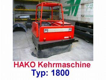 Hako WERKE Kehrmaschine Typ 1800 - kommunaal-/ erisõiduk