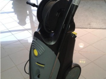 Kärcher HD10/21-4S - kommunaal-/ erisõiduk