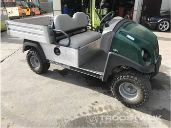 Club Car Carryall 550 EFI - munitsipaaltraktor