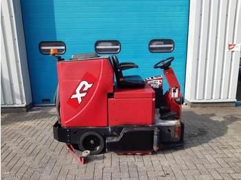 Tänavapuhastusmasin Factory Cat Schrobmachine, XR40D