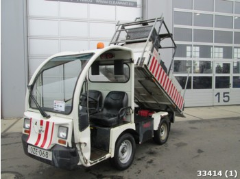 Goupil G3 Electric  Cleaning unit 25 km/h - tänavapuhastusmasin