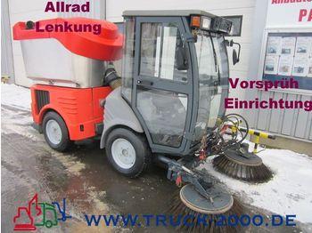 Hako Citymaster 1200 Kehrmaschine Allradlenkung - tänavapuhastusmasin