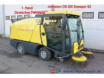 Tänavapuhastusmasin Hako (Johnston Sweeper CN 200) Kehren & Sprühen Klima: pilt 1